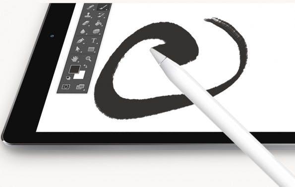 Neben diversen anderen druckempfindlichen Styli wird auch der neue Apple Pencil unterstützt. (Bild: Astropad)