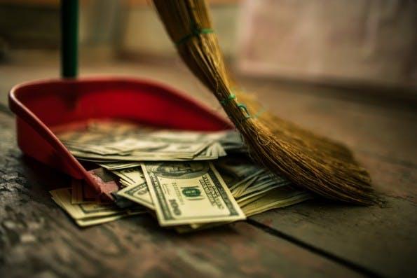 Überraschung: die teuersten Adwords-Keywords sind im Wirtschaftsbereich veerortet. (Bild: Shutterstock)