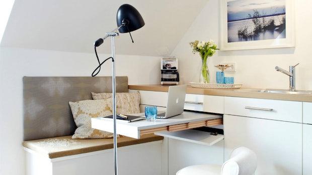 10 beispiele f r ein sch nes homeoffice. Black Bedroom Furniture Sets. Home Design Ideas