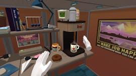 Job Simulator (Bild: HTC)