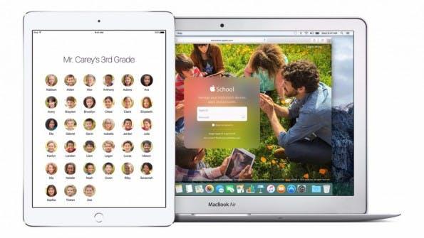 iOS 9.3-Update. (Bild: Apple)