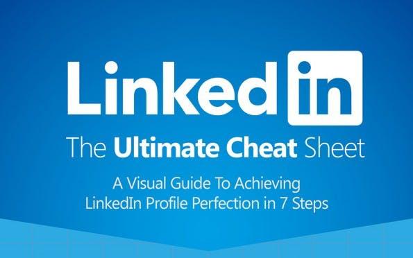 Das perfekte LinkedIn-Profil. (Grafik: LeisureJobs)