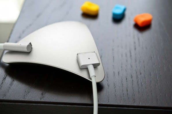 MacBook-Zubehör: Magnetic Organization System. (Foto: MOS)