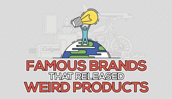 18 ungewöhnliche Markenerweiterungen. (Grafik: Plumbworld)