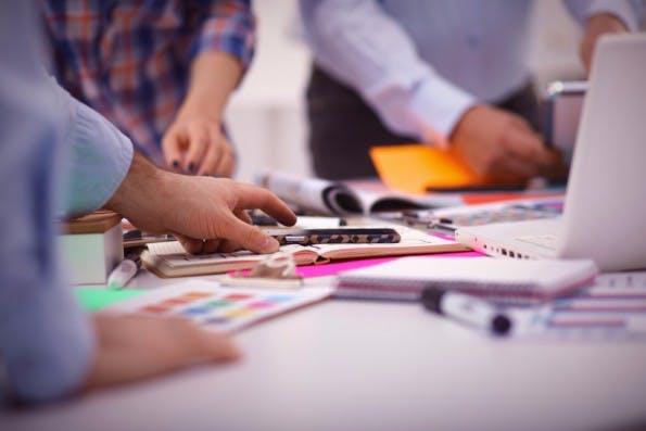 In Workshops lässt sich eine zukünftige Zusammenarbeit viel besser abschätzen. (Foto: Shutterstock)
