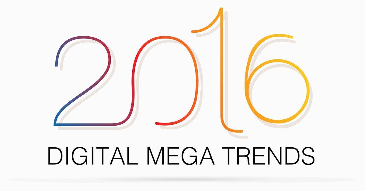 mega trends 2016 12 experten und ihre prognosen f rs neue jahr t3n digital pioneers. Black Bedroom Furniture Sets. Home Design Ideas