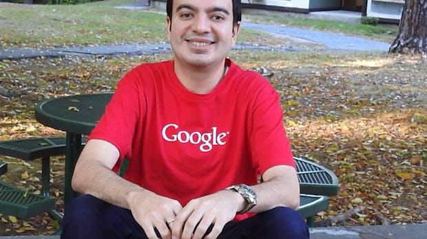 Der Mann, der eine Minute Google.com besaß: So hoch war die Belohnung für Sanmay Ved