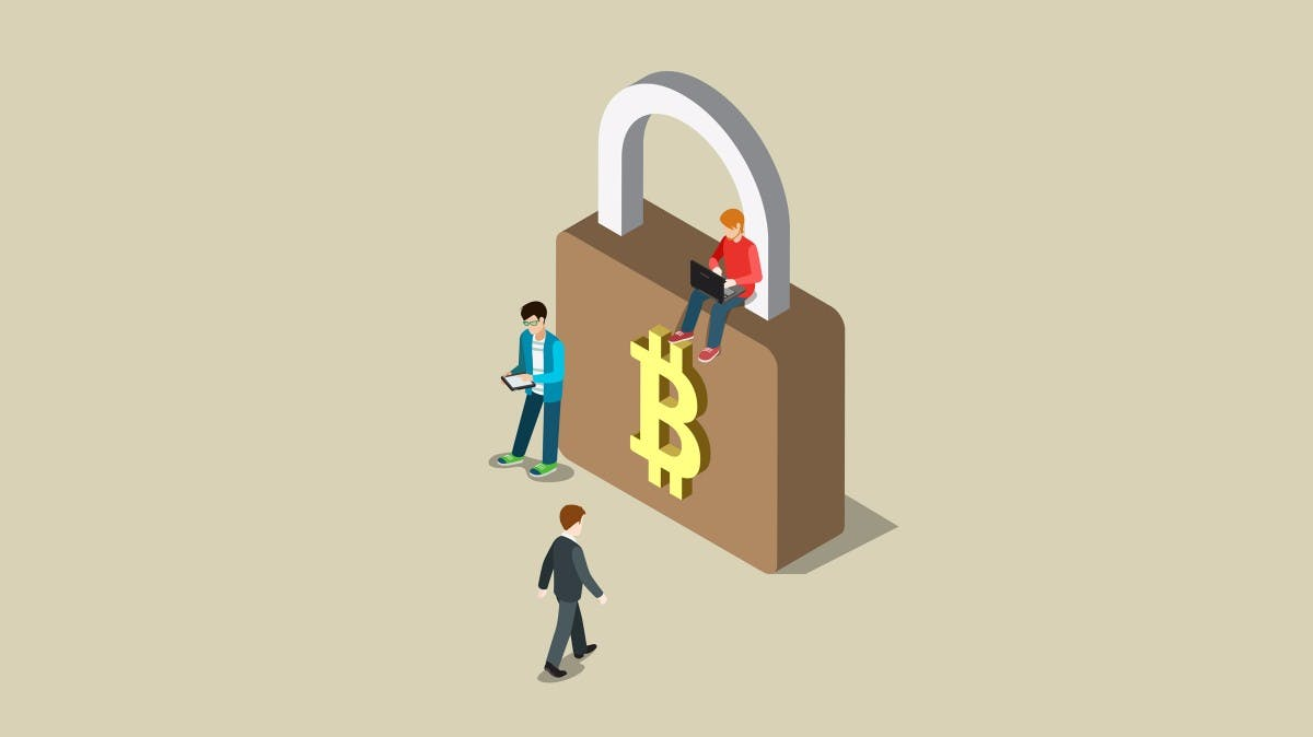 bitcoins sicher aufbewahren