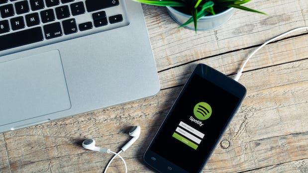 Spotify will eigene Hardware bauen