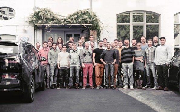 Startup-News: COBI sammelt 6,3 Millionen Euro für sein smartes Bike-System ein. (Foto: Cobi)