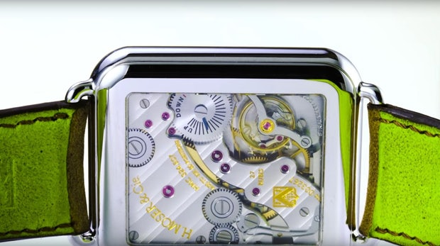 Cooler Marketing-Stunt: Wie ein Schweizer Uhrmacher mit einem Apple-Diss sein neuestes Modell promotet