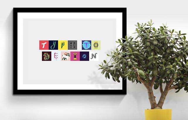 Mit diesem Instagram-Font-Generator erstellst du coole Typografie-Poster