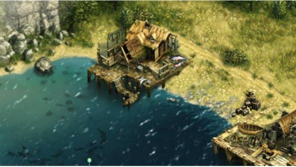 """Ein Screenshot aus dem Browsergame """"Anno Online"""" des Entwicklers """"Blue Byte"""". (Screenshot: Anno)"""