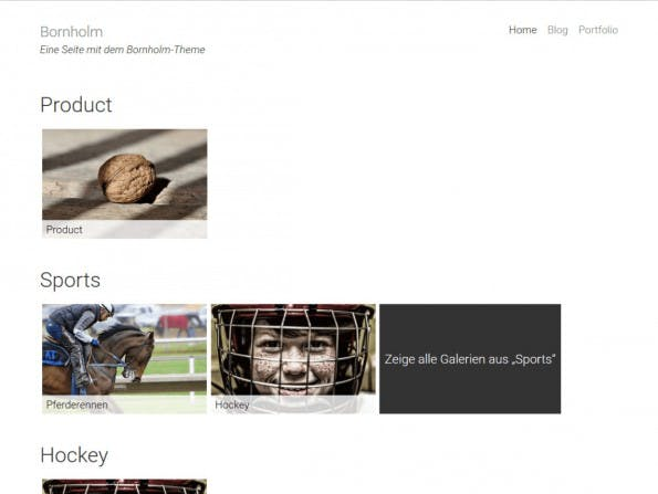 Der Screenshot für das Theme. (Screenshot: WordPress Theme Directory)