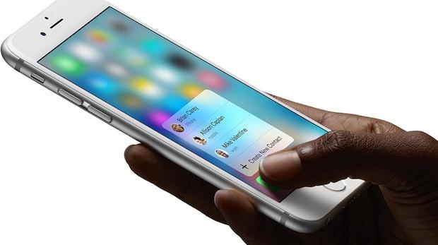 Kein iPhone 6s, kein Problem: Wie 3D-Touch auf dein altes iPhone und iPad kommt