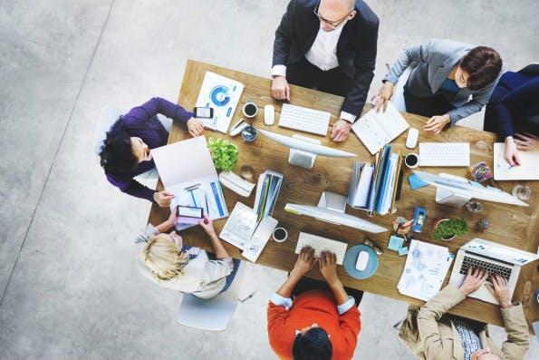 Vor allem in stark wachsenden Teams entsteht schnell Unordnung. (Foto: Shutterstock)