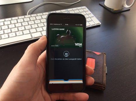 Noch nicht in Deutschland, aber schon getestet: So schlägt sich Apple Pay im Alltag