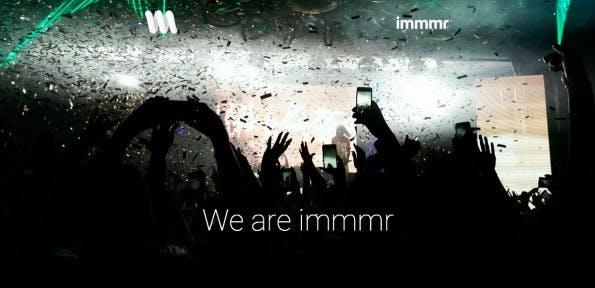 Deutsche Telekom: Immmr soll in der zweiten Jahreshälfte an den Start gehen. (Screenshot: immmr.com)