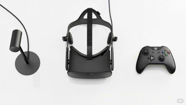 Zusätzlich zum Preis von rund 700 Euro müssen Interessierte für Oculus Rift auch noch einen entsprechend performanten PC bezahlen. (Foto: Oculus)
