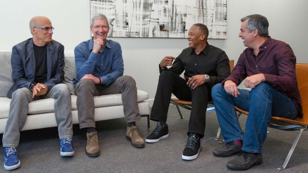 Angriff auf Netflix: Apple plant seine erste TV-Serie mit Dr. Dre