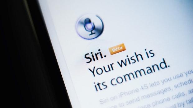 Hey, Siri: Datenbank zeigt euch über 100 deutsche Sprachbefehle