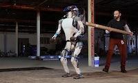 Google-Mutter verkauft Roboterfirma Boston Dynamics an Softbank