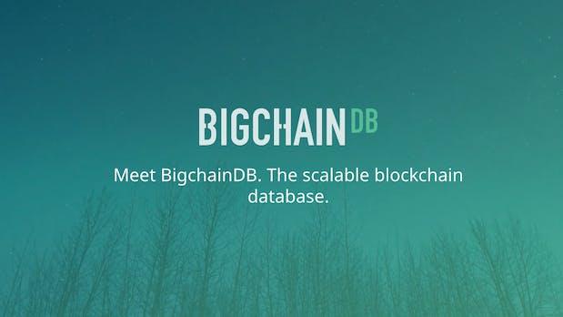 Datenbank auf Blockchain-Basis: Das steckt hinter BigchainDB