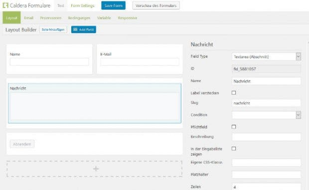 Formular-Plugins für WordPress: 8 Lösungen kurz vorgestellt | t3n ...