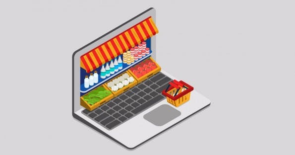 Online-Shop: Händler setzen zunehmend auf Dynamic Pricing. (Grafik: Shutterstock)