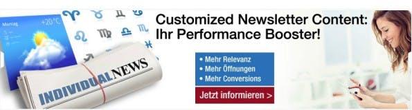 E-Mail-Marketing von Agnitas.