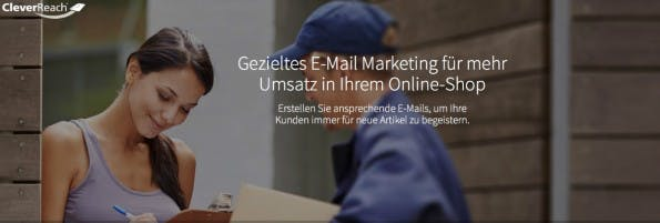 E-Mail-Marketing von Cleverreach.