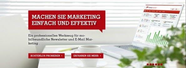 E-Mail-Marketing LianaMailer.