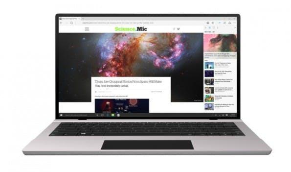 Edge-Browser: Microsoft arbeitet noch an der Extensions-Plattform. (Screenshot: Microsoft/t3n)