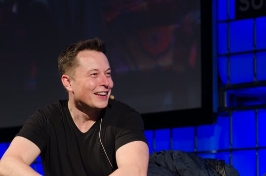 """Revolutionärer als Steve Jobs"": Elon Musk ist angesehenster Tech-Chef"