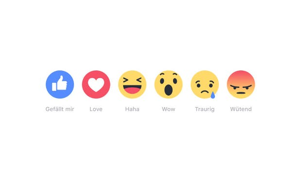 ♥️ – Facebook weitet Reaktionen auf Kommentare aus