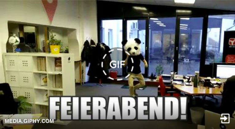 GIF my year: Jahresrückblick mit animierten GIFs erstellen