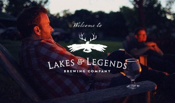 Lass die Website Mensch sein. (Screenshot: lakesandlegends.com)