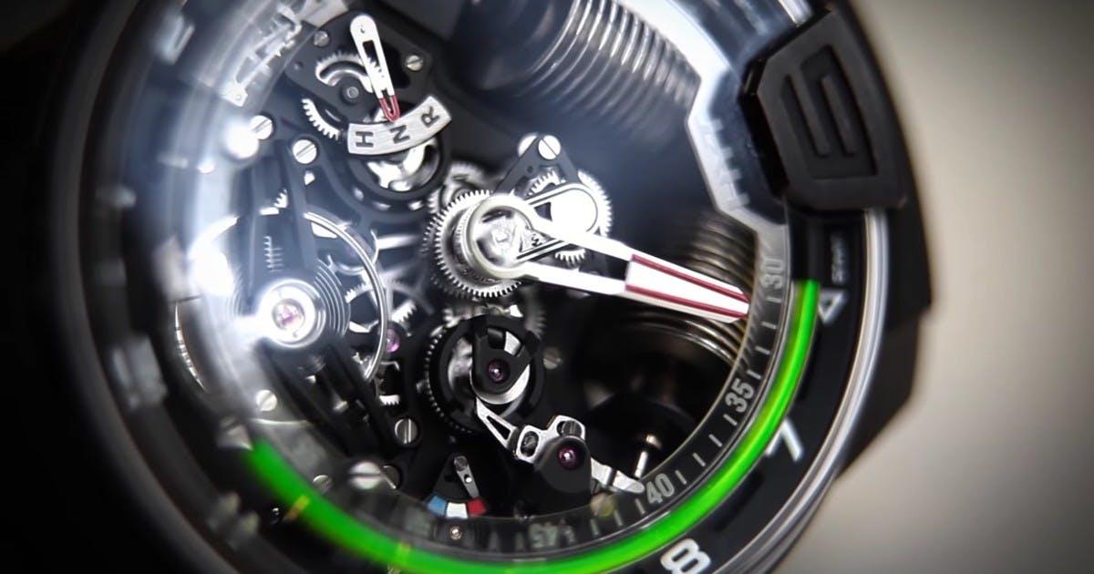 Schweizer High-Tech-Uhren-Startup HYT sammelt 23 Millionen Dollar von Nestlé-Manager ein [Startup-News]