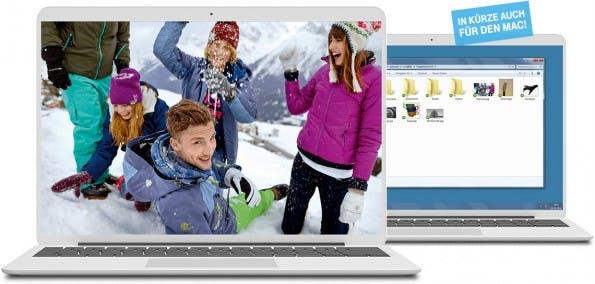 MagentaCloud: Synchronisation in Kürze auch für Mac-Nutzer. (Bild: Deutsche Telekom)
