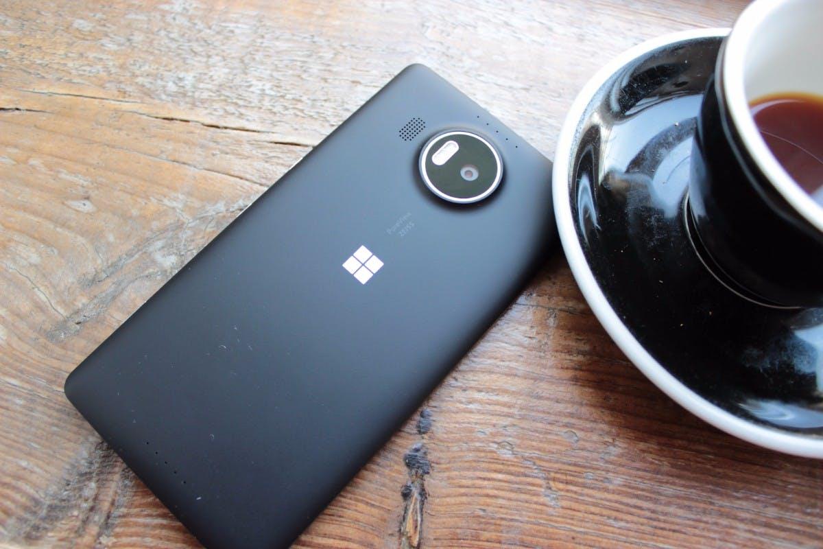 Flaggschiff ohne Glanz: Das Microsoft Lumia 950 XL im Test
