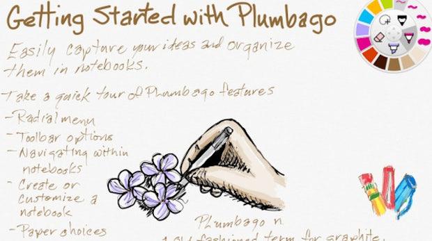 Digitales Notizbuch: Microsoft stellt Plumbago vor