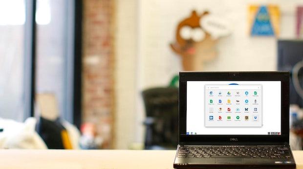 Neverware: Diese Software soll aus jeder alten Mühle ein Chromebook machen