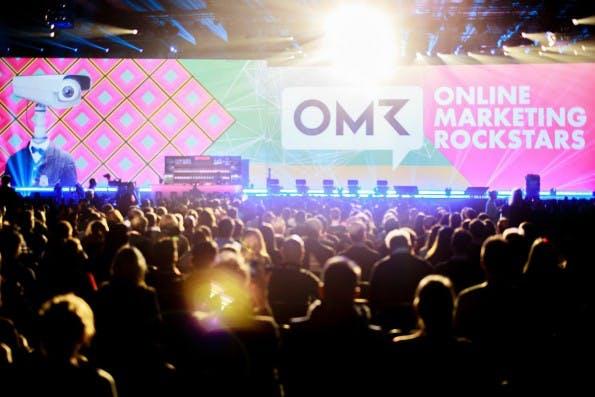 Auf der Online-Marketing-Rockstars-Konferenz trifft sich die Szene zum Austausch. (Foto: OMR/Facebook)