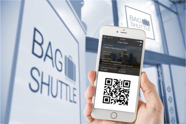 Für seinen Service will Bagshuttle ein Flatrate-Modell anbieten. (Bild: Bagshuttle)
