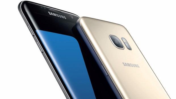 """Samsung Galaxy S7 und S7 edge offiziell vorgestellt: Wasserdicht und """"Always on"""" [MWC16]"""