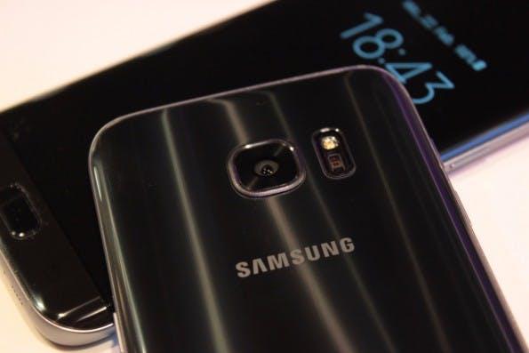 Die Kamera ragt nicht mehr aus dem Samsung Galaxy S7 und S7 edge heraus. (Foto: t3n)