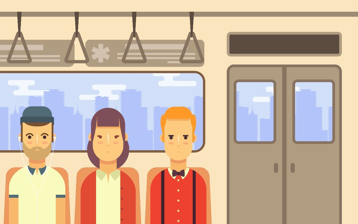 Morgens in der Bahn: 5 Pendler-Typen, die mir jeden Tag begegnen – vom Karrieristen bis zum Schläfer