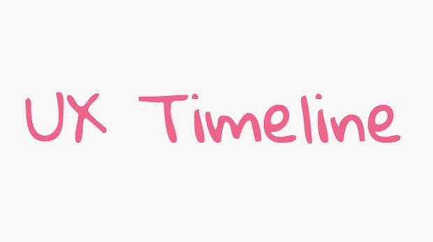 UX-Timeline zeigt, wie sich Startup-Homepages über die Jahre entwickelt haben