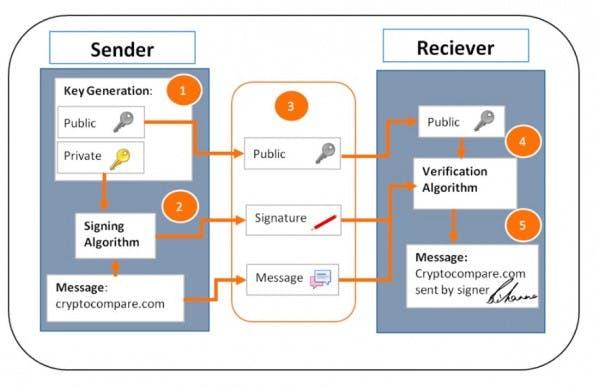 (Screenshot: Cryptocompare.com)