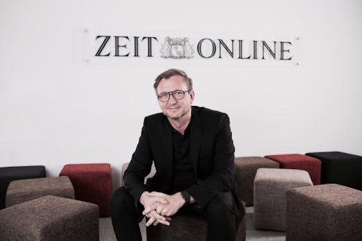 """""""Jeder sagt, dass die Homepage stirbt. Unsere Seite wächst"""" – Zeit-Online-Chefredakteur Jochen Wegner im Interview"""